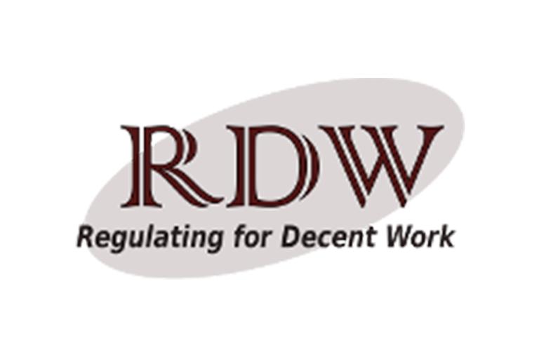 6th Regulating for Decent Work Conference