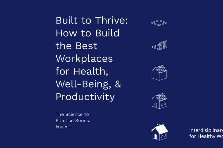 Built to Thrive book cover